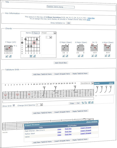 Guitar guitar tablature maker : Guitar : guitar tablature creator Guitar Tablature Creator plus ...